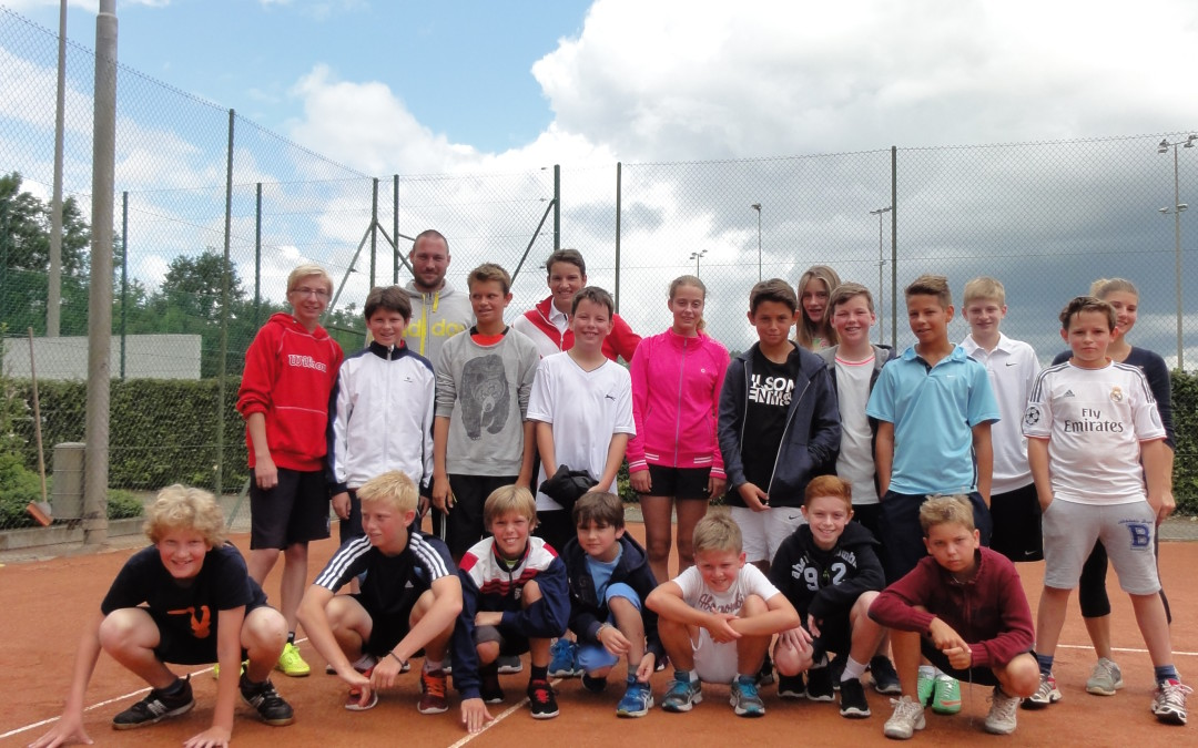 Finalrunde Junioren Interclub