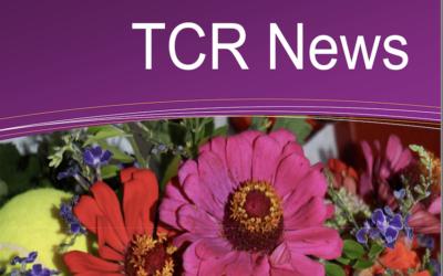 Die neue Ausgabe der TCR News ist jetzt online