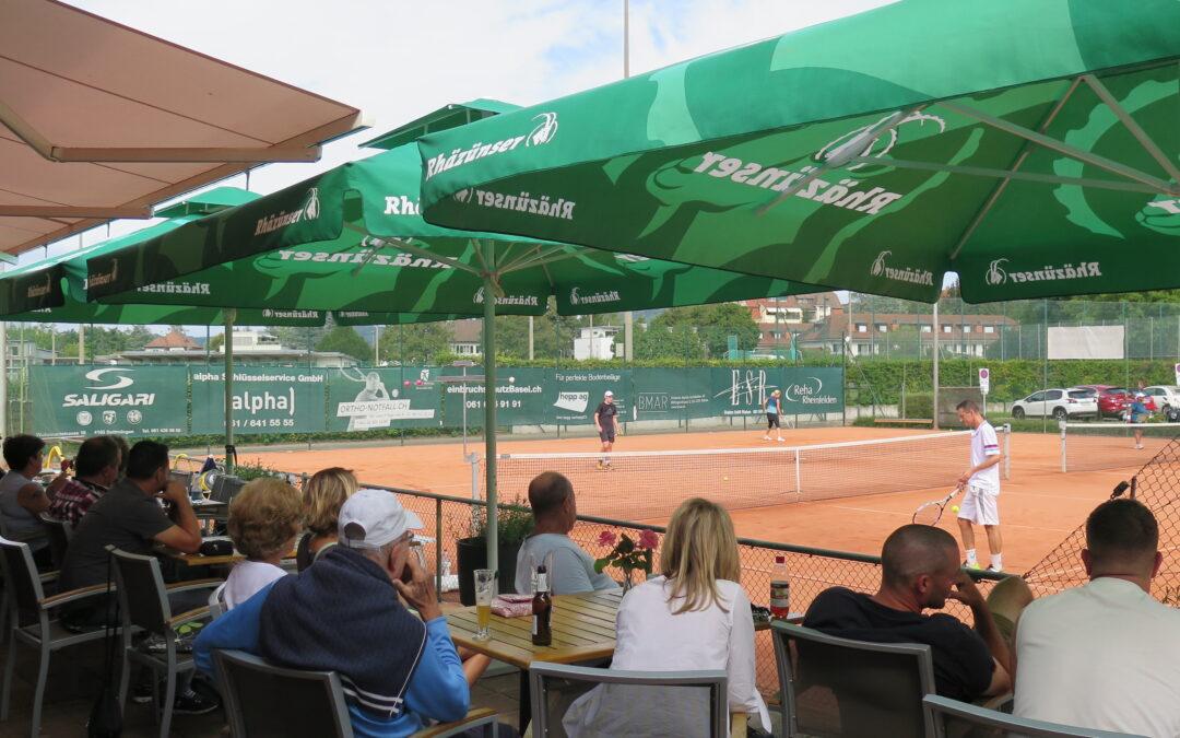Clubmeisterschaften 2020 Einzel und Doppelkonkurrenzen