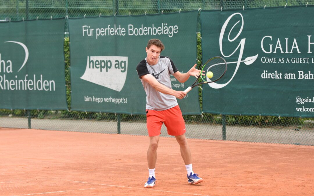 Crossklinik Tennis Open Basel.